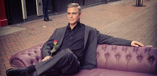 Una velada con George Clooney por 10 dólares