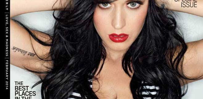 Katy Perry explica cómo perdió su virginidad