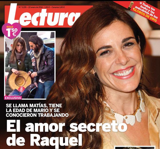 Raquel Sánchez Silva tiene un nuevo amor