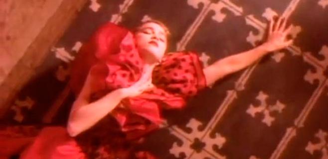 Madonna se pone flamenca