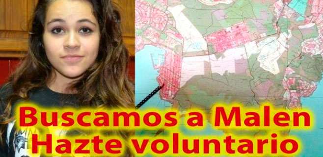 El padre de Malén Ortiz organiza la búsqueda de su hija por su cuenta