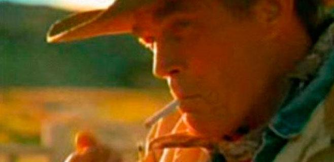 Muere el actor de Marlboro por una enfermedad pulmonar