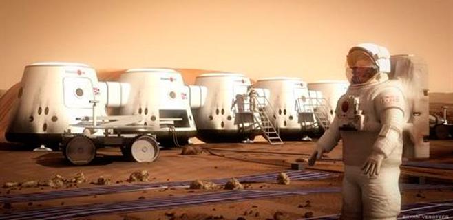 Se podrán enviar mensajes a Marte en 2018