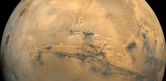 Es factible enviar humanos a Marte en 2030