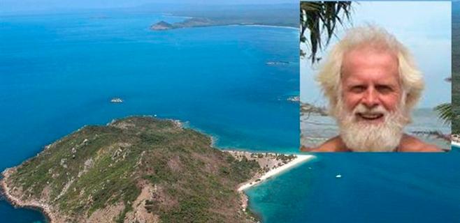 Pasa de multimillonario a náufrago en la misma isla