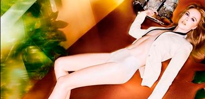 Nicole Kidman, más sensual que nunca