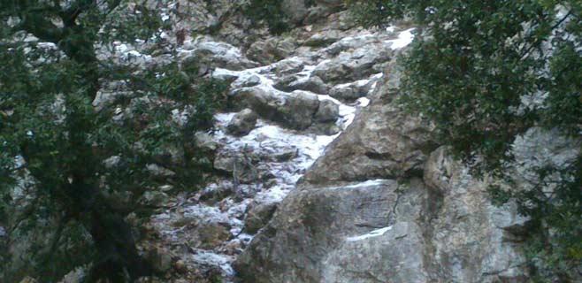 Llegan las primeras nieves de 2014