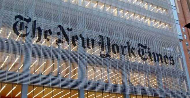 Un multimillonario chino quiere comprar el 'The New York Times'