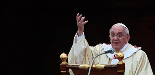 Francisco pide que el Evangelio se anuncie con dulzura