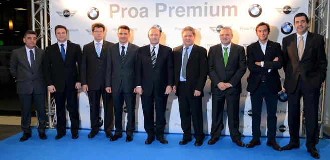 Proa Premium se presenta en sociedad