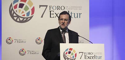 Rajoy asegura que 'el turismo es el mascarón de proa de la economía'