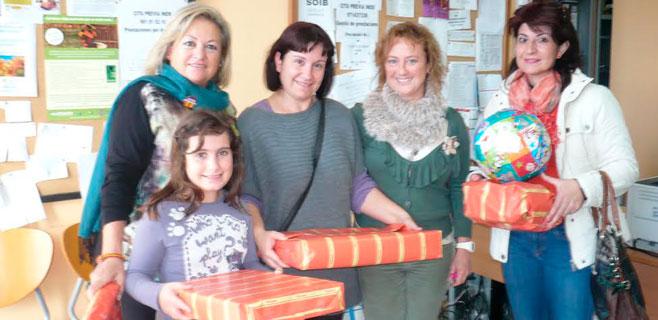 Los servicios sociales de Marratxí reparten 200 juguetes