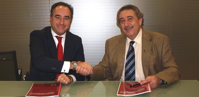 El Santander abre una línea de crédito para el comercio balear