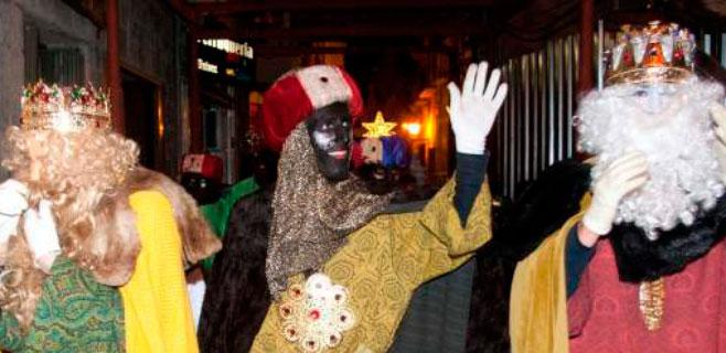 Los Mossos denuncian a los Reyes Magos por insultar a un cabo