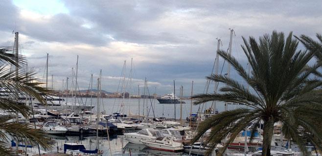Las islas facturan 428 millones de euros de 444.000 turistas del sector náutico