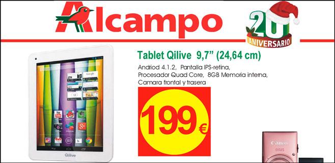 mallorcadiario.com y Alcampo te regalan una funda de tablet