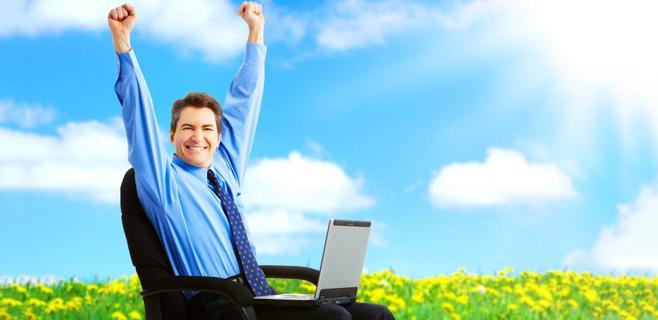 7 de cada 10 baleares se sienten felices en el trabajo