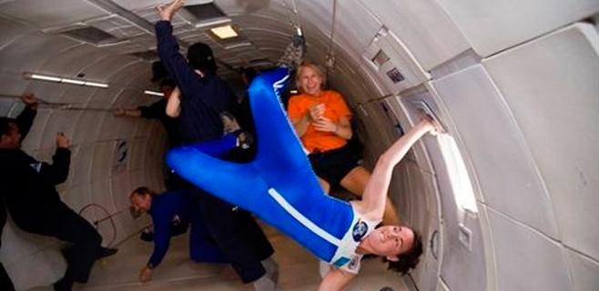 Un nuevo traje espacial mitiga los dolores de espalda
