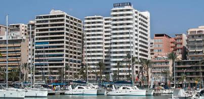 Fallece un hombre en Palma tras saltar del undécimo piso de un hotel