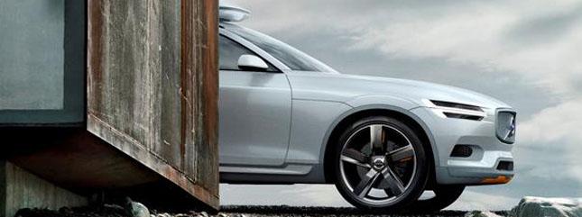 Volvo presentará en el próximo Salón de Detroit el Concept XC Coupé