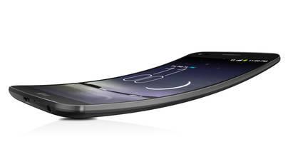 El primer móvil flexible