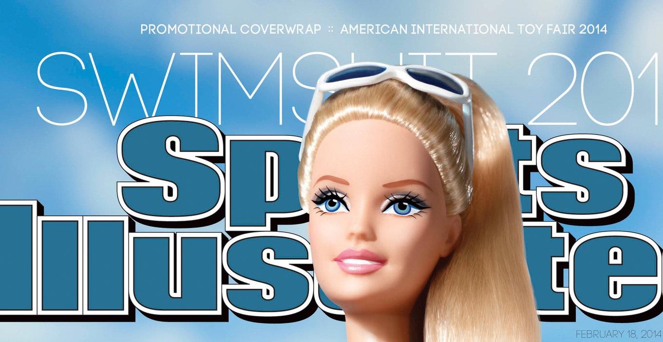 Barbie en Sports Illustrated