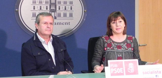 El PSIB propone una reunión con Rajoy para evitar los sondeos petrolíferos