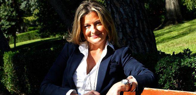 Virginia López-Negrete, letrada de Manos Limpias