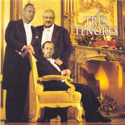 Los tres tenores vuelven a escena