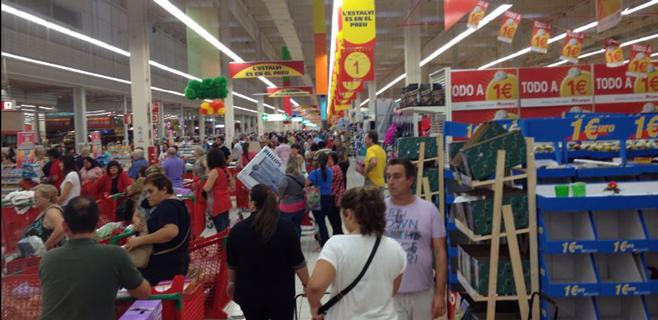 Marratxí sabrá el 5 de marzo si sus comercios pueden abrir los festivos