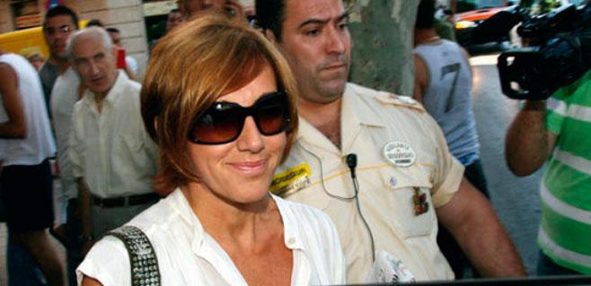 Arranca el juicio contra Ana Torroja en Palma por fraude fiscal de 1,3 millones