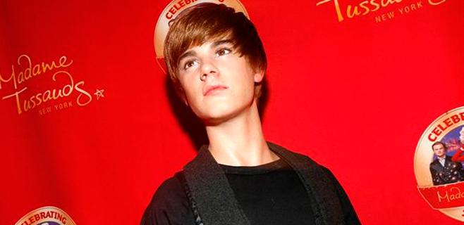 El museo de cera retira la figura de Justin Bieber
