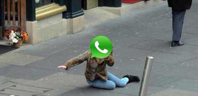 La caída de WhatsApp revolucionó al mundo