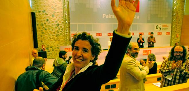 El entorno de Calvo dice que Armengol tendrá menos votos en las urnas