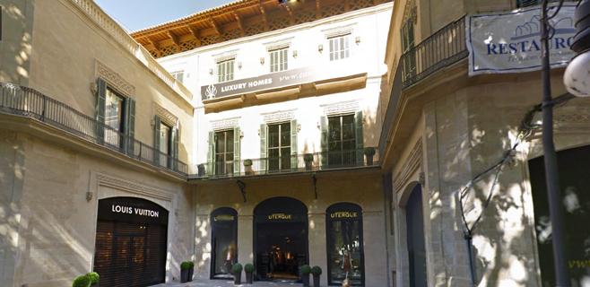 Los dueños de los hoteles Can Cera y Calatrava impulsan Can Alomar