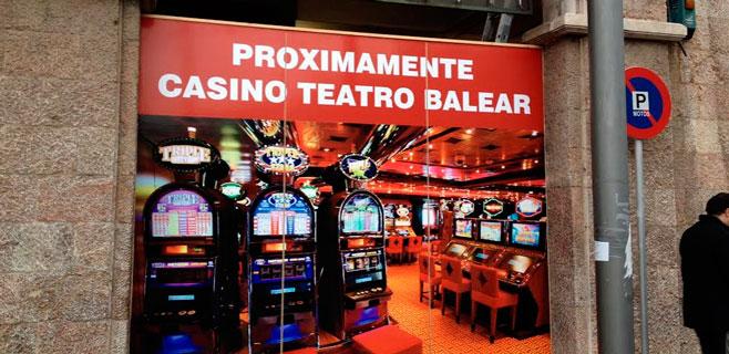 Batería de preguntas de Més en el Parlament sobre el nuevo casino