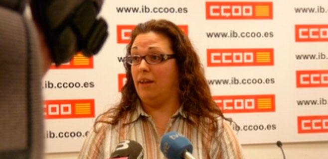 CCOO defiende que no hay recuperación porque todavía hay 90.735 parados