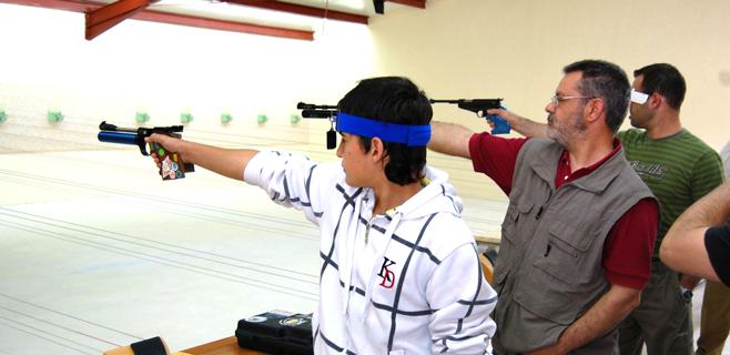 Una empresaria de apellido chino pide construir un club de tiro en Xorrigo