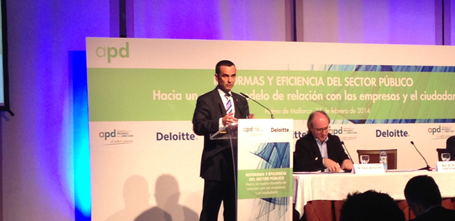 Econom�a prev� que Balears supere el 1% de crecimiento econ�mico en 2014