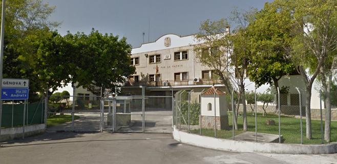 Tres afectados por un nuevo brote de sarna en el cuartel Jaime II de Génova