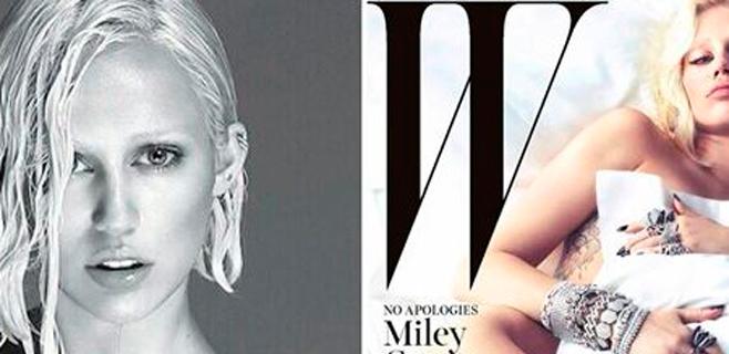 Nuevo look para Miley Cyrus