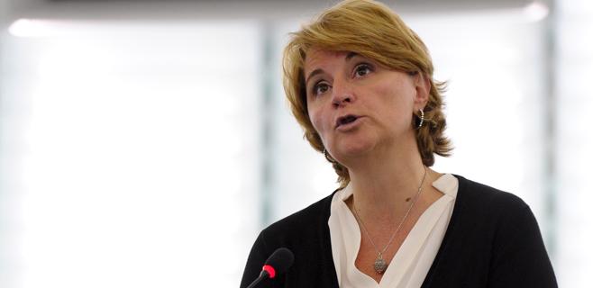 El PP prevé mantener a Rosa Estarás en las listas electorales europeas