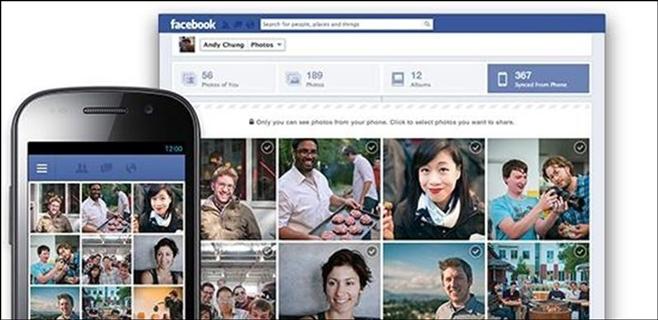 El perfil de Facebook incluye