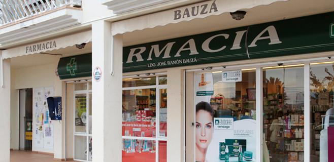 La facturación de la farmacia de Bauzá descendió un 16% de 2012 a 2013