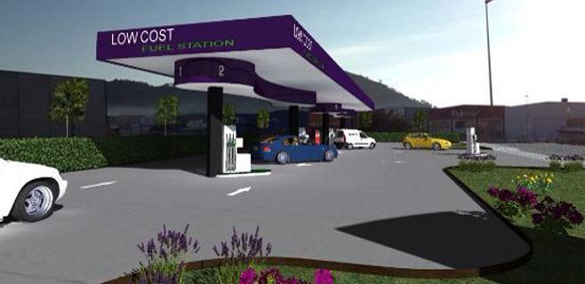 La primera gasolinera low cost de Mallorca abrirá antes del verano