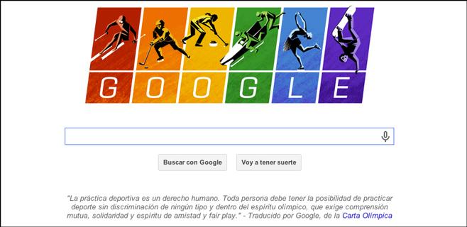 Guiño de google a la comunidad gay
