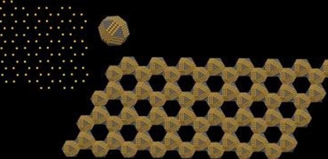 Un grupo de físicos consiguen producir grafeno artificial