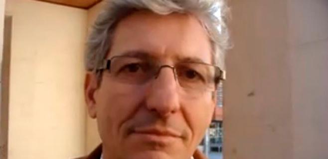 Los militantes de EU-Balears quieren mandar lejos a Eberhard Grosske
