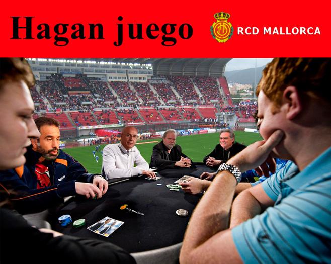 La partida de póker del Real Mallorca