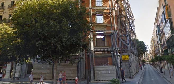 El Grupo Capuccino negocia mayor volumetría de su hotel en Cort